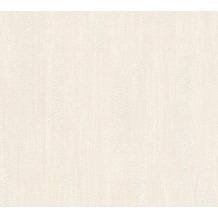 AS Création Unitapete Strukturtapete Essentials Vliestapete Tapete beige creme 319402 10,05 m x 0,53 m
