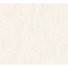 AS Création Unitapete Strukturtapete Essentials Vliestapete Tapete beige creme 560179 10,05 m x 0,53 m