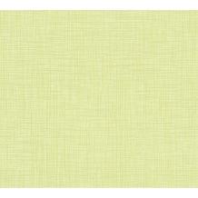 AS Création Unitapete Strukturtapete Essentials Vliestapete Tapete grün 280367 10,05 m x 0,53 m