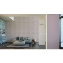 AS Création Unitapete Strukturtapete Reflection Vliestapete Tapete beige 10,05 m x 0,53 m