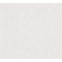 AS Création Unitapete Strukturtapete Urban Life Vliestapete grau metallic 326584 10,05 m x 0,53 m