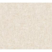 AS Création Vintage Unitapete Borneo Tapete beige creme metallic 322612 10,05 m x 0,53 m