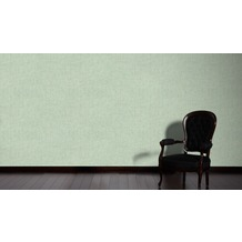 AS Création Vintage Unitapete Borneo Tapete grün metallic 10,05 m x 0,53 m