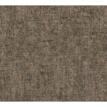 AS Création Vintage Unitapete Borneo Tapete metallic schwarz 322611 10,05 m x 0,53 m
