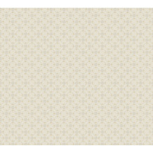 AS Création Vliestapete Asian Fusion geometrische Tapete asiatisch metallic beige creme 374683 10,05 m x 0,53 m