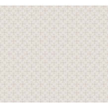 AS Création Vliestapete Asian Fusion geometrische Tapete asiatisch metallic grau beige 374682 10,05 m x 0,53 m