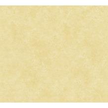 AS Création Vliestapete Asian Fusion Unitapete gelb 374673 10,05 m x 0,53 m