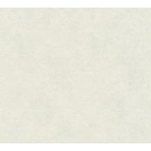 AS Création Vliestapete Asian Fusion Unitapete weiß grau 374672 10,05 m x 0,53 m