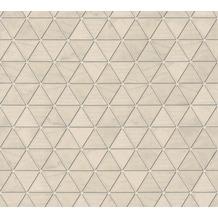AS Création Vliestapete Authentic Walls 2 Tapete geometrisch grafisch grau braun 366223 10,05 m x 0,53 m