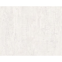 AS Création Vliestapete Best of Wood'n Stone 2nd Edition creme grau 944264 10,05 m x 0,53 m