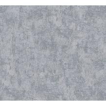 AS Création Vliestapete Beton Concrete & More Tapete in Vintage Beton Optik grau 224019 10,05 m x 0,53 m