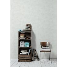 AS Création Vliestapete Boho Love Tapete grau weiß 10,05 m x 0,53 m