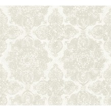 AS Création Vliestapete Boho Love Tapete im Ethno Look metallic beige grau 364632 10,05 m x 0,53 m
