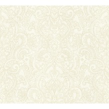 AS Création Vliestapete Boho Love Tapete metallic creme beige 364581 10,05 m x 0,53 m