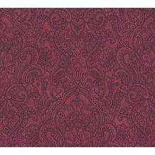 AS Création Vliestapete Boho Love Tapete rot schwarz 364584 10,05 m x 0,53 m