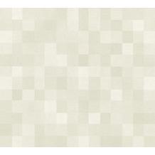 AS Création Vliestapete California Tapete in 3D Optik beige grau 363903 10,05 m x 0,53 m