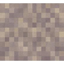 AS Création Vliestapete California Tapete in 3D Optik braun 363902 10,05 m x 0,53 m