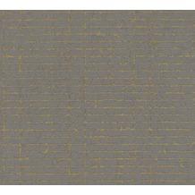 AS Création Vliestapete California Tapete metallic schwarz 363952 10,05 m x 0,53 m