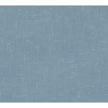 AS Création Vliestapete California Tapete Unitapete blau grün 363746 10,05 m x 0,53 m