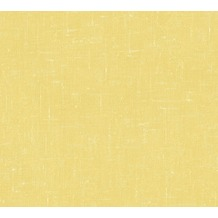 AS Création Vliestapete California Tapete Unitapete gelb 363747 10,05 m x 0,53 m