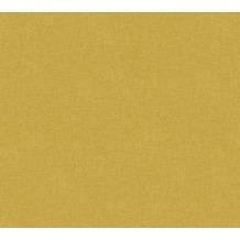 AS Création Vliestapete California Tapete Unitapete gelb 363964 10,05 m x 0,53 m