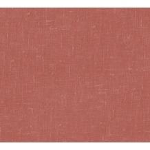 AS Création Vliestapete California Tapete Unitapete rot 363745 10,05 m x 0,53 m