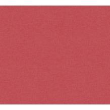 AS Création Vliestapete California Tapete Unitapete rot 363965 10,05 m x 0,53 m