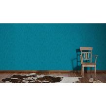 AS Création Vliestapete Club Tropicana Tapete blau 10,05 m x 0,53 m