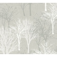 AS Création Vliestapete Elegance 5th Avenue Tapete beige braun 361474 10,05 m x 0,53 m