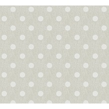 AS Création Vliestapete Elegance 5th Avenue Tapete braun beige 361483 10,05 m x 0,53 m