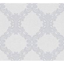AS Création Vliestapete Elegance 5th Avenue Tapete grau 360903 10,05 m x 0,53 m
