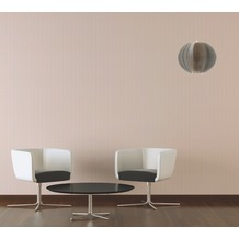 AS Création Vliestapete Emotion Graphic Tapete geometrisch grafisch beige rosa 10,05 m x 0,53 m