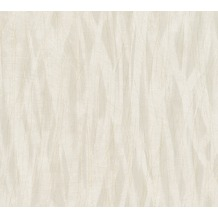 AS Création Vliestapete Emotion Graphic Tapete im Ethno Look beige grau metallic 368842 10,05 m x 0,53 m