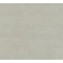 AS Création Vliestapete Ethnic Origin Tapete Uni grau 371751 10,05 m x 0,53 m