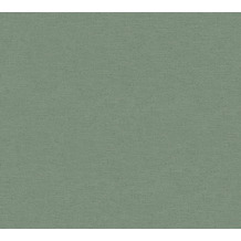 AS Création Vliestapete Ethnic Origin Tapete Uni grün 371787
