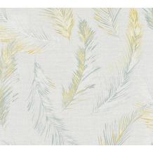 AS Création Vliestapete Four Seasons Tapete grau gelb 358961 10,05 m x 0,53 m