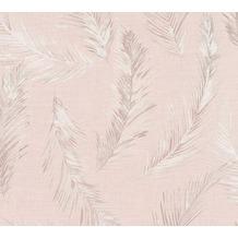 AS Création Vliestapete Four Seasons Tapete grau rosa 358962 10,05 m x 0,53 m