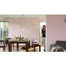 AS Création Vliestapete Four Seasons Tapete grau rosa 10,05 m x 0,53 m