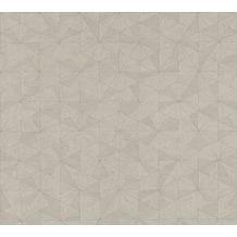 AS Création Vliestapete Four Seasons Tapete metallic beige grau 358954 10,05 m x 0,53 m