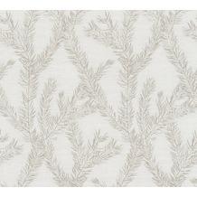 AS Création Vliestapete Four Seasons Tapete metallic creme beige 358983 10,05 m x 0,53 m