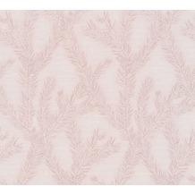 AS Création Vliestapete Four Seasons Tapete metallic rosa 358981 10,05 m x 0,53 m