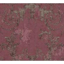 AS Création Vliestapete History of Art Barocktapete rot gold 376484 10,05 m x 0,53 m