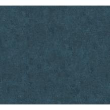 AS Création Vliestapete History of Art Unitapete blau 376562 10,05 m x 0,53 m