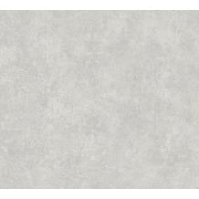 AS Création Vliestapete History of Art Unitapete silber 376543 10,05 m x 0,53 m