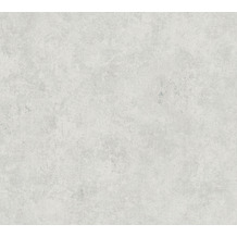 AS Création Vliestapete History of Art Unitapete silber 376542 10,05 m x 0,53 m