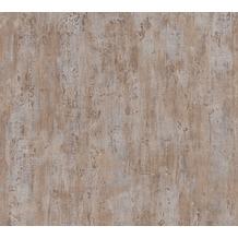 AS Création Vliestapete Il Decoro Tapete in Vintage Optik braun metallic 364931 10,05 m x 0,53 m