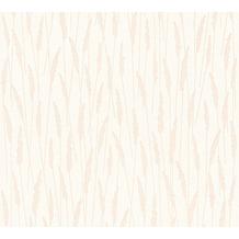 AS Création Vliestapete Jubelwände Tapete beige metallic 358613 10,05 m x 0,53 m
