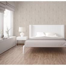 AS Création Vliestapete Life 4 Tapete beige braun creme 10,05 m x 0,53 m