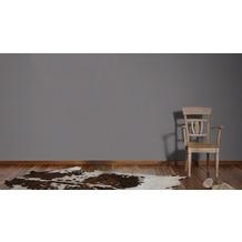 AS Création Vliestapete Life 4 Tapete grau metallic 10,05 m x 0,53 m