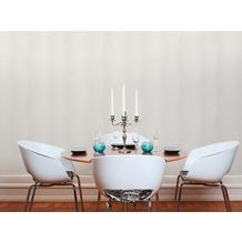 AS Création Vliestapete Linen Style Tapete geometrisch grafisch beige grau weiß 10,05 m x 0,53 m